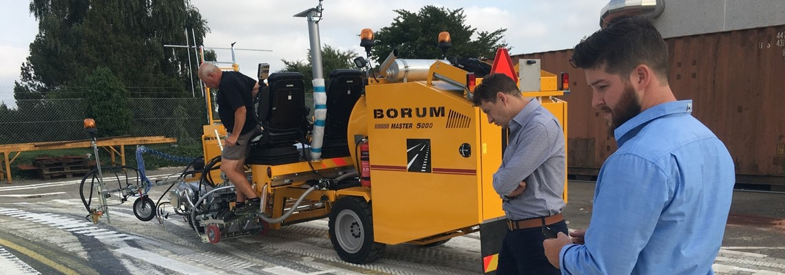 Core Equipment for Borum Service and Sales partner for Canada